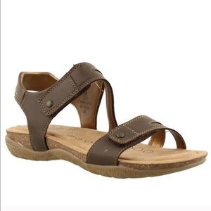 🆕Khombu Allison brown sandals